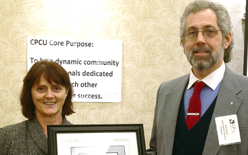 Bud Lawson Awarded the 2013 Vice President's CPCU Excellence Award