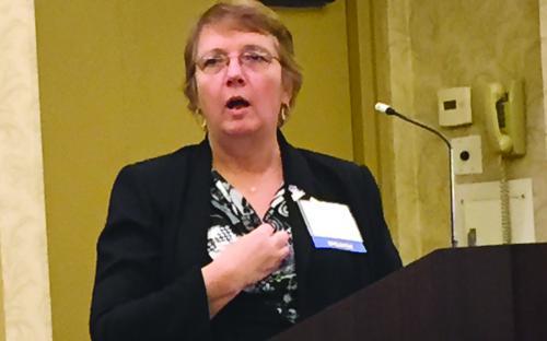 Guest Speaker Nancy Bates, EVE's Place